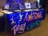 AJA Event table