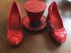 Red shooes