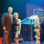 Ron Oliveira and I at Manos Gala