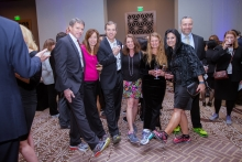 Attendees and their shoes.jpg