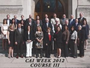 CAI Certification