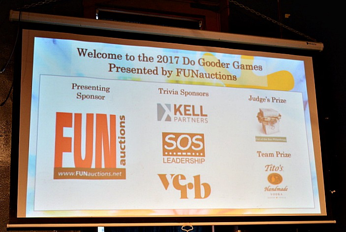 FUNauctions Do Gooder Presenting Sponsor