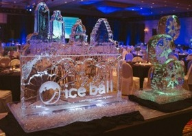 Rock the Ice Ball