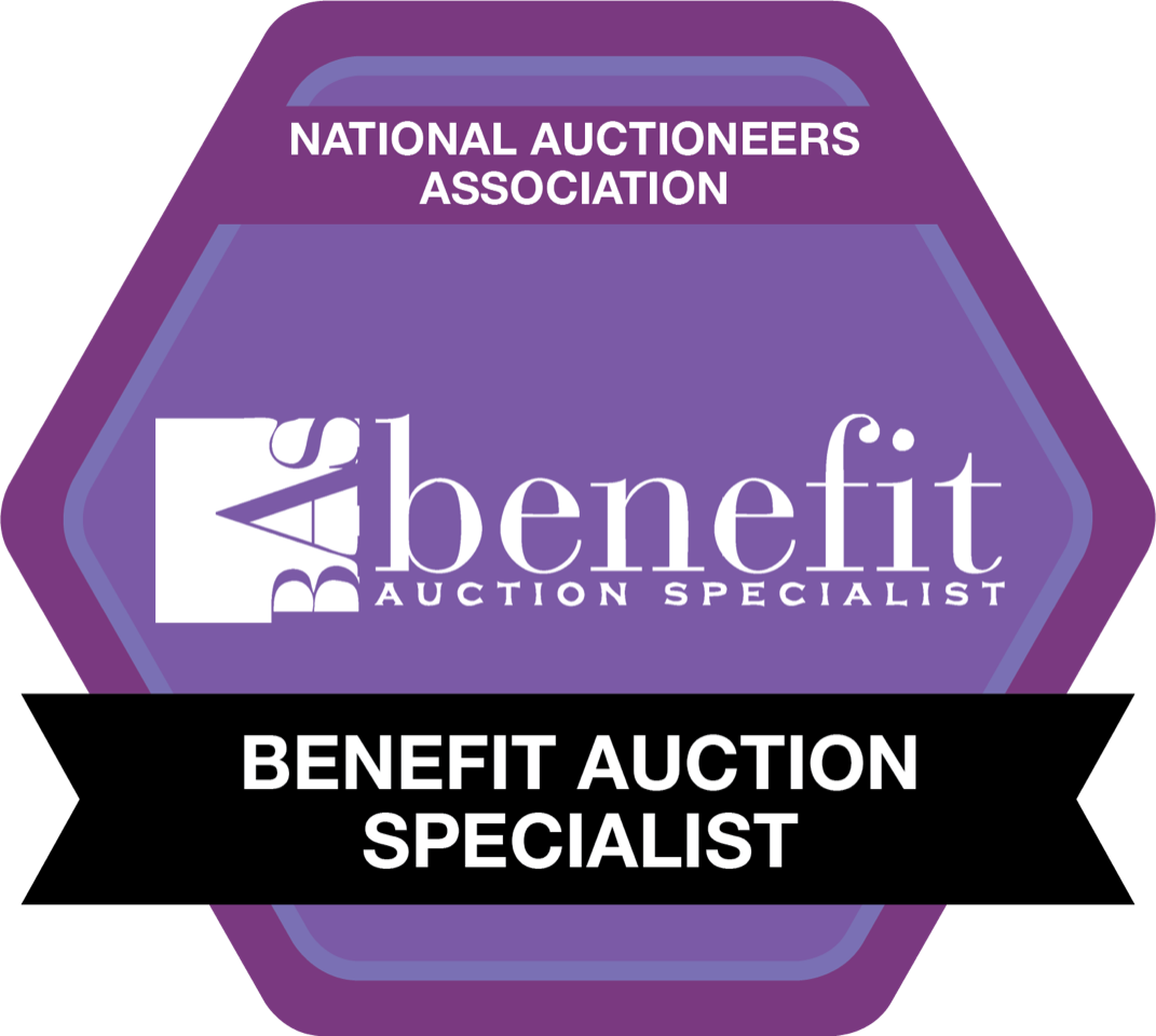 Benefit Auction Specialist